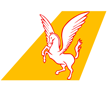 Logo of Pegasus Airlines